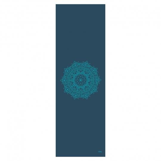Podložka na jógu LEELA Petrol Mandala