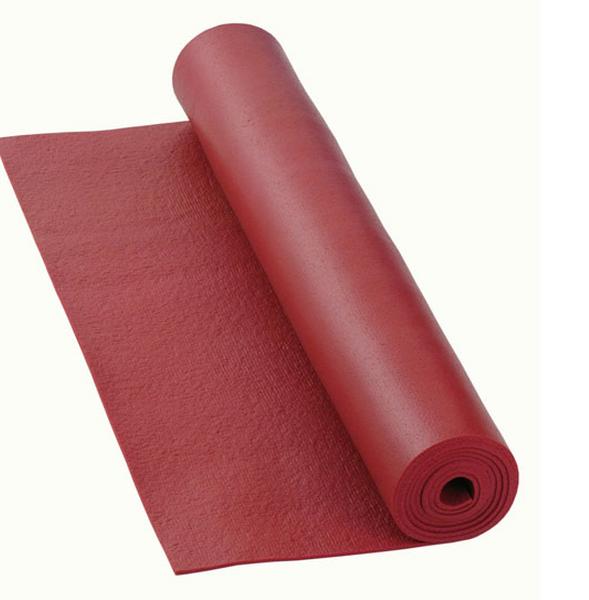 Podložka na jógu RISHIKESH (Premium 60) bordeaux